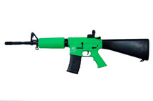 SRC DRAGON M4 AEG SR4-D in Green