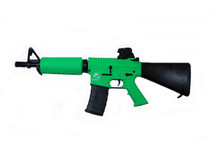 SRC SR4-F DRAGON CQB M4 AEG in Green
