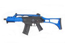 S&T Armament H&k G316c Sportsline Aeg Pro Replica In Blue