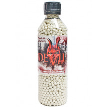 Blaster Devil Diamond Grade Precision BB Pellets 3000 x 0.20g in white