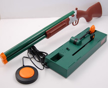 Miniature Clay Pigeon Shooting Game