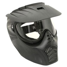 X-Ray Single Lens Paintball Airsoft Mask
