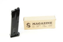 Spare gas magazine for the HFC 190 series and LS M9 Gas pistol
