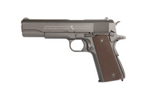 Colt M1911A1 CO2 Airsoft pistol in black