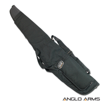 Anglo Arms Rifle bag in black