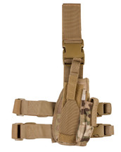 kombat US Tactical leg holster in real multicam