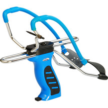 Petron Magic Slingshot Catapult in Blue