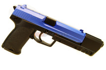 Y&P GBN-2107 MK23 Socom Gas Pistol NBB