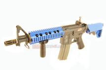 ARES M4 CQB Airsoft Gun in Black