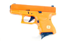 HFC HG186 glock 26 Gas Gun bbgun airsoft pistol in orange