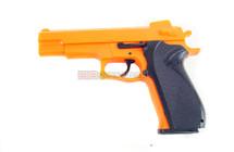 HFC HA 101 Colt 1911 spring BB pistol in orange