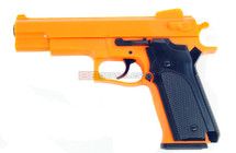 HFC HA 107 Colt 1911 spring BB pistol in orange