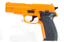 HFC HA 113 SIG Sauer P226 spring BB pistol in orange