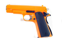 HFC HA 102 Browning 1911 spring BB pistol in orange