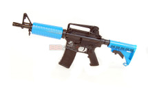 SRC DRAGON M4 AEG SR4-C in blue