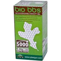 Cybergun BIO BBs 5000 x 0.20g