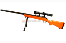 Well MB03 VSR11 Sniper Rifle in Orange