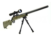 Well MB03 VSR11 Sniper Rifle in army green