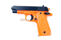 WELL P88 Spring BB Gun Pistol in orange