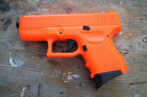 WELL P360 Spring Pistol Glock 26 replica in orange