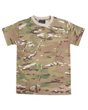 Kids T-shirt British UTP Camo