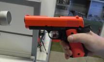 SRC SR 1911S Short Gas blow back pistol Full metal in Orange