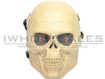Terminator Mask T800 airsoft mask