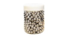 500 x 6mm aluminium airsoft pellets