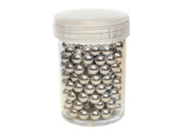 200 x 6mm aluminium airsoft pellets