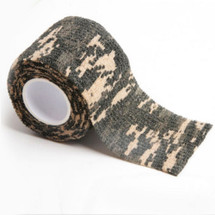 Stealth tape 5cm X 4.5 Metre ACU digital Camouflage Rifle Wrap
