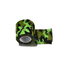 Stealth tape 5cm X 4.5 Metre Light Green Camouflage Rifle Wrap