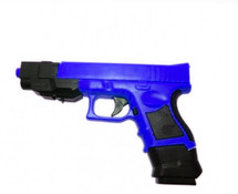 Cyma P698+ Plus bb gun airsoft pistol in blue