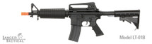 Lancer Tactical M4 Commando AEG in Black LT-01B
