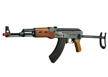 cyma cm028s Electric AK47 Airsoft Rifle in black