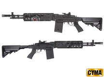 Cyma CM032 EBR M14 Airsoft Rifle in Black
