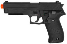 Cyma CM122 Electric Airsoft Pistol AEP in Black