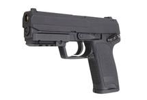 Cyma CM125 Electric Airsoft Pistol AEP in Black