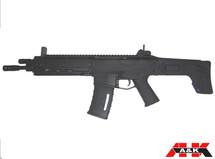 A&K Licensed Masada 3 Airsoft AEG Black  Rifle