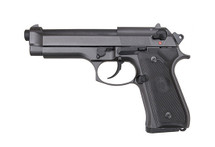 Snow Wolf M9 GBB Pistol Full Metal in Black