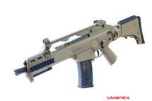Umarex H&K G36CV AEG with Blow Back Bolt in Tan