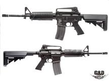 G&D AR-15 Full Metal Carbine  AEG Black Rifle