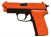 Double Eagle M26 Sig p226 Pistol bb gun in orange
