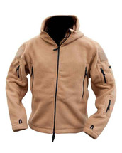 Kombat Recon Tactical Hoodie in Coyote