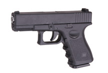 Galaxy G15 Full Metal Airsoft Pistol in Black
