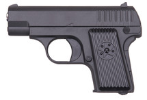 Galaxy G11 Full Metal Colt 25 Pistol in Black