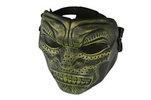 Cannibal Airsoft Mask MAS-59 in Bronze
