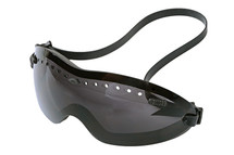 Dark Lightweight Tactical Airsoft Goggles