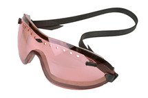 Pink Lightweight Tactical Airsoft Goggles