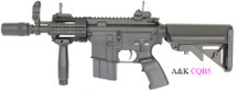 A&K M4 CQB-05 Airsoft Rifle in Black
