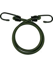 """Elasticated Military Bungee Cord 18"""" inch x 10 pc"""